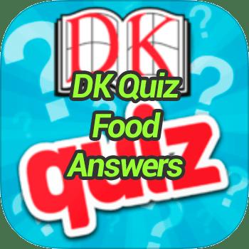 DK Quiz Food Answers