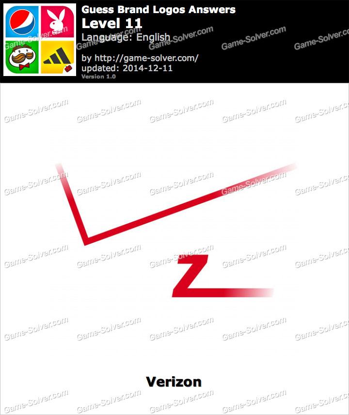 Guess Brand Logos Level 11