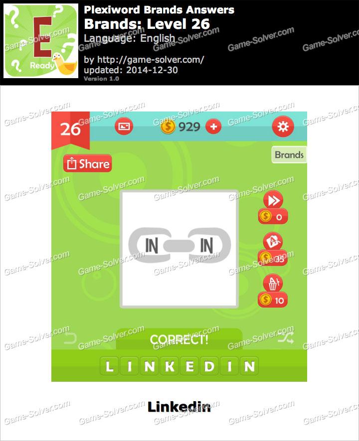 Plexiword Brands Level 26