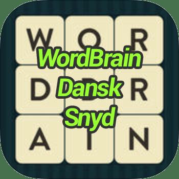 WordBrain Dansk Snyd