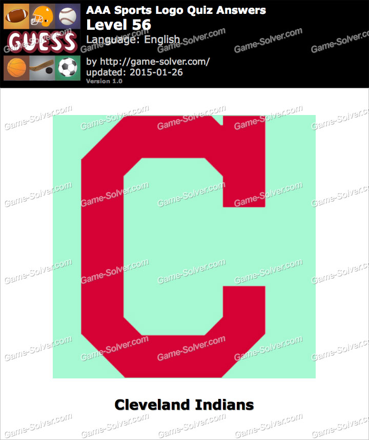 AAA Sports Logo Quiz Level 56