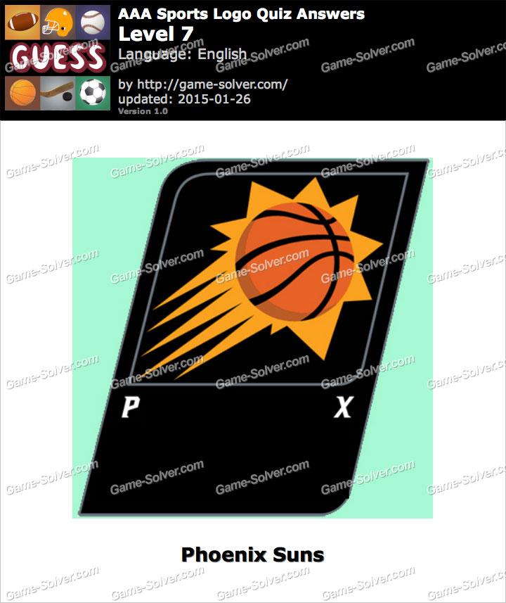 AAA Sports Logo Quiz Level 7