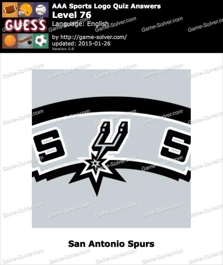 AAA Sports Logo Quiz Level 76