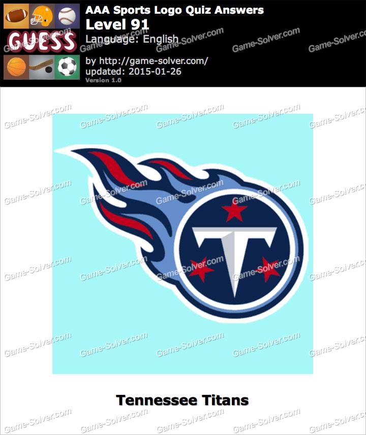 AAA Sports Logo Quiz Level 91