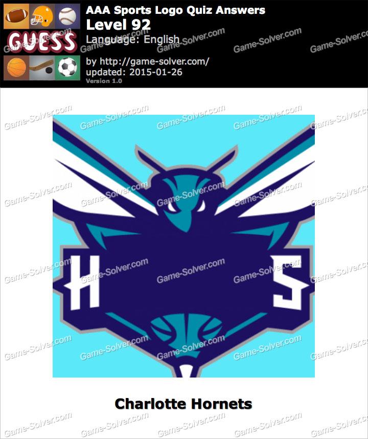 AAA Sports Logo Quiz Level 92