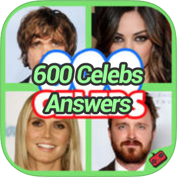 600 Celebs Answers