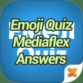 Emoji Quiz Mediaflex Answers