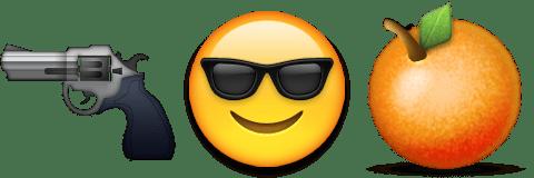 Guess Up Emoji Mafia