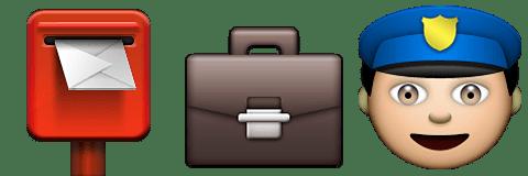 Guess Up Emoji Postman