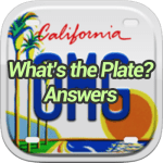 What's The Plate Answers