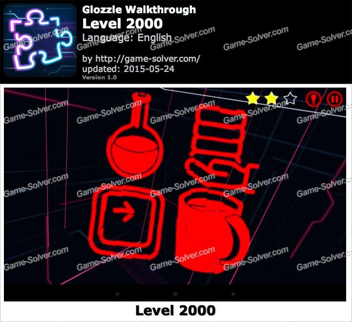 Glozzle Level 2000