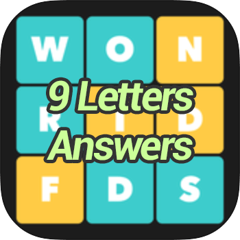 9 Letters Answers