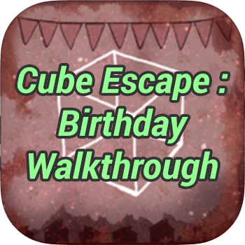 Cube Escape Birthday
