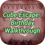 Cube Escape: Birthday Walkthrough