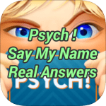 Psych Say My Name Real Answers