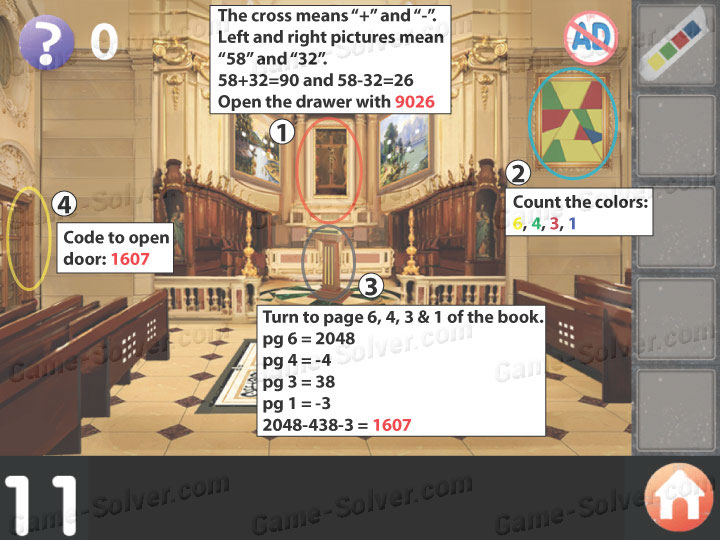 Escape Room: Apartment 10 Level 11