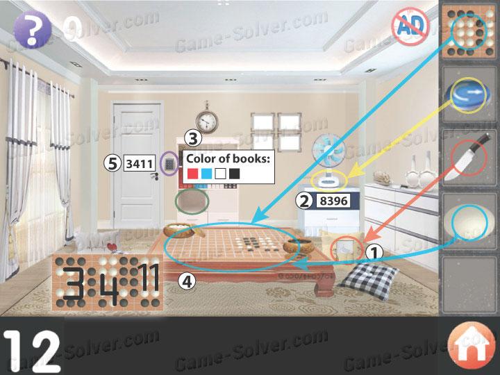 Escape Room: Apartment 10 Level 12