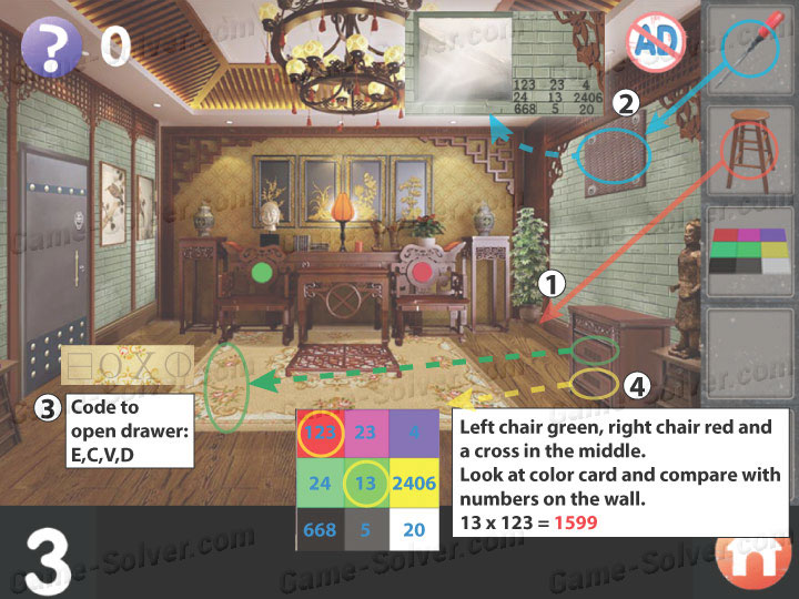 Escape Room: Apartment 10 Level 3
