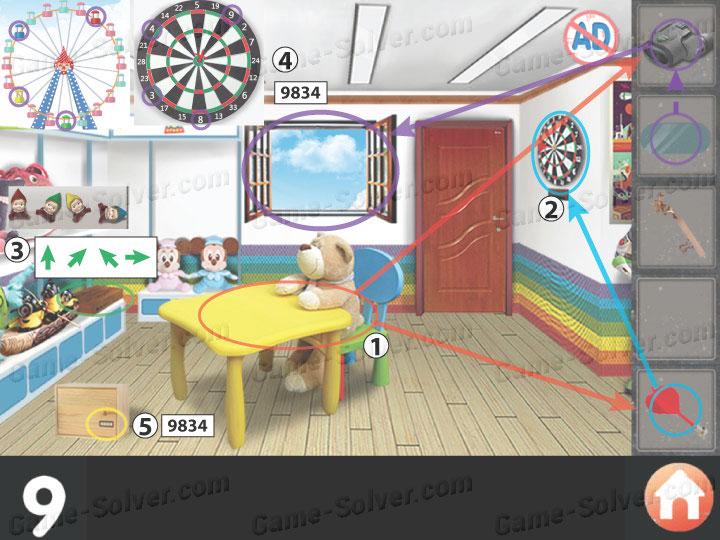 Escape Room: Apartment 10 Level 9