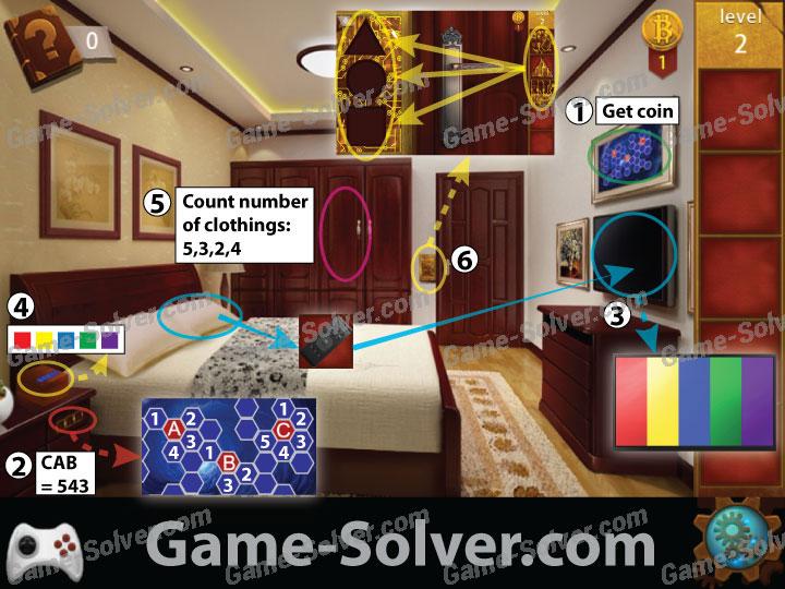 Escape Room: Apartment 11 Level 2
