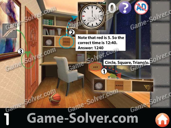 Escape Room: Apartment 8 Level 1