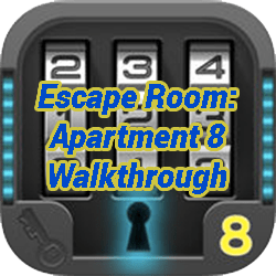 Escape Room Apartment 8 Walkthrough v2