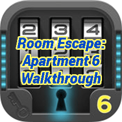 Room Escape Apartment 6 Walkthrough