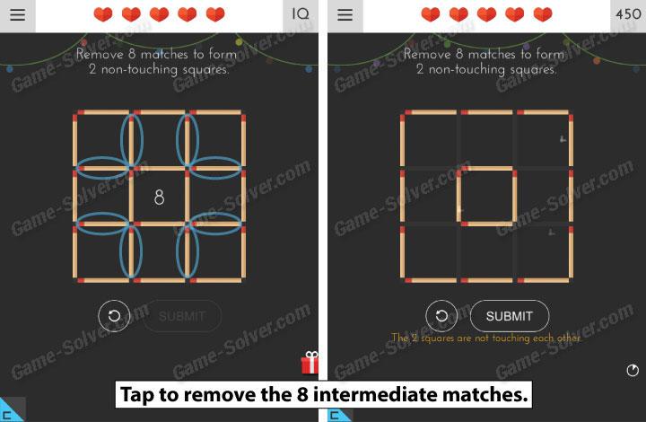 Tricky Test 2 Genius Brain Level 29 - Game Solver