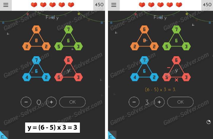 Tricky Test 2 Genius Brain Level 91 - Game Solver