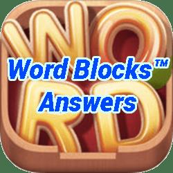 Word Blocks Level 27 Answers