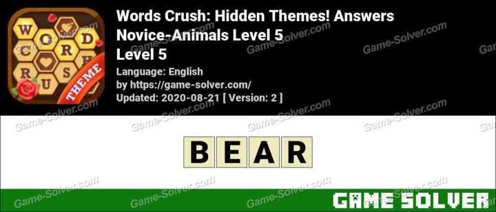 Words Crush Variety-Hardest 3 Level 15 Answers