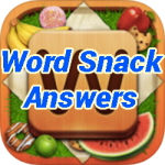 Word Snack Answers