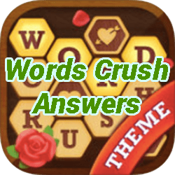 Words Crush Hidden Themes Answers