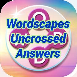 Wordscapes Uncrossed Vista-Arrive 19 Answers