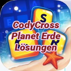 CodyCross Kreuzworträtsel Planet Erde Lösungen