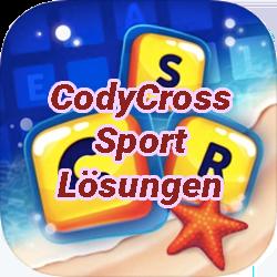 CodyCross Kreuzworträtsel Sport Lösungen