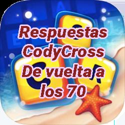 Respuestas CodyCross De vuelta a los 70