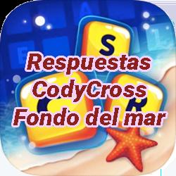 Respuestas CodyCross Crucigramas Fondo del mar