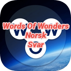 Words Of Wonders Answers Norwegian