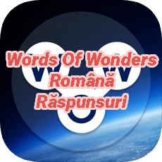 Words Of Wonders Answers Romanian