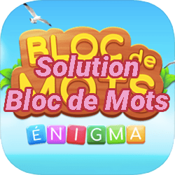 Solution Bloc De Mots