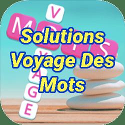 Solutions Voyage Des Mots