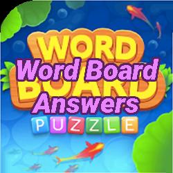 Word Board Answers