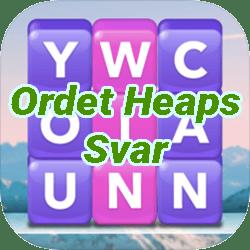 Word Heaps Dansk Svar (Ordet Heaps)