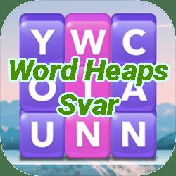 Word Heaps Svenska Svar