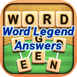 Word Legend Puzzle Answers
