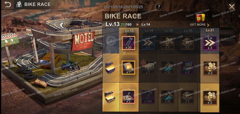 State of Survival Bike Race