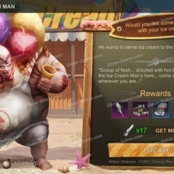 State of Survival: Infected Ice Cream Man