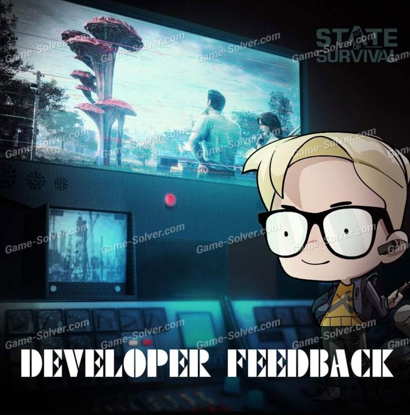 State of Survival Dev Feedback 09 07 2021