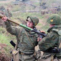 Стрелковое вооружение мотострелкового отделения ВС РФ